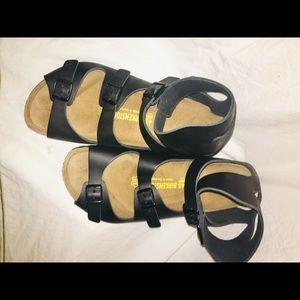 Athen Birkenstock Gladiator Style Men's Sandals